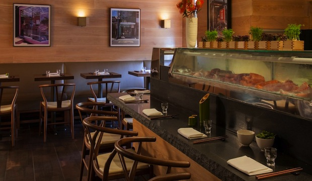 Uni Sashimi Bar: Recommended by: Michael Harlan Turkell (Photographer)