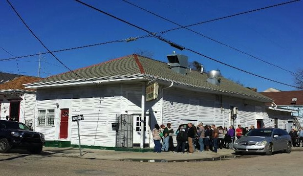 Willie Mae's Scotch House: Recommended by: Gillian Jacobs (Actress), Chris Stang (The Infatuation)