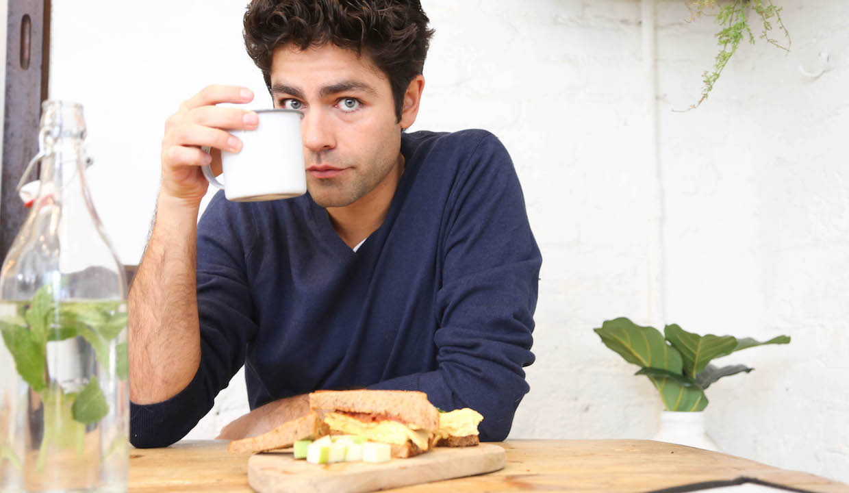 Adrian Grenier On Reuniting With Vince And Why Hell Spoil You On A