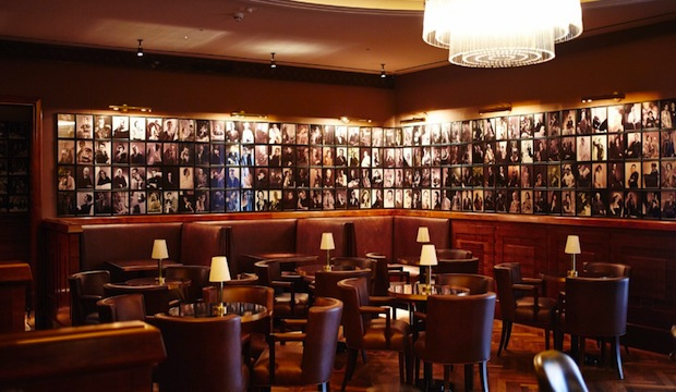 Colony Grill Room: Recommended by: Lucy Yeomans (Editor-in-Chief, Porter), Glenda Bailey (Editor-in-Chief, Harper's Bazaar)