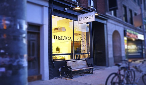 Delica Kitchen: Recommended by: Stephanie Mark (The Coveteur)