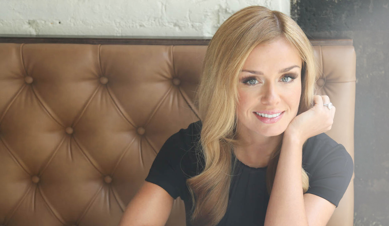 Dancing With The Stars' Katherine Jenkins: On The Fat Jewish & Best Foods For Your Voice