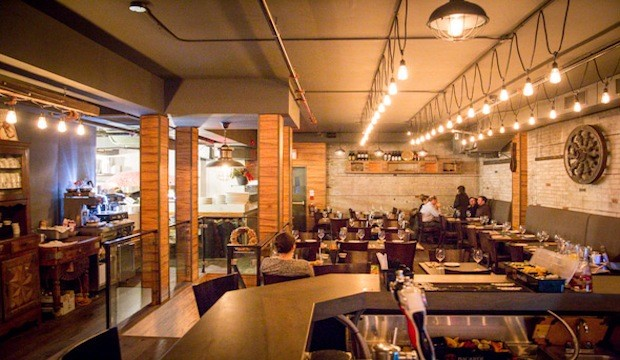 Local Kitchen Wine Bar Recommended By Stephanie Mark The Coveteur The New Potato