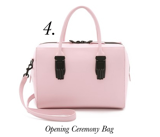 opening-ceremony-pink-bag