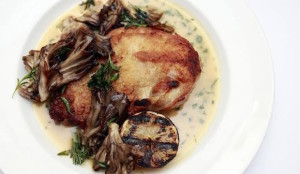 roast-chicken-with-maitake-mushrooms