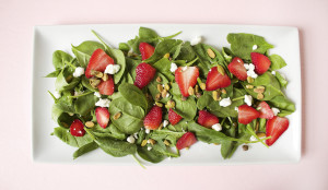 recipe strawberry salad