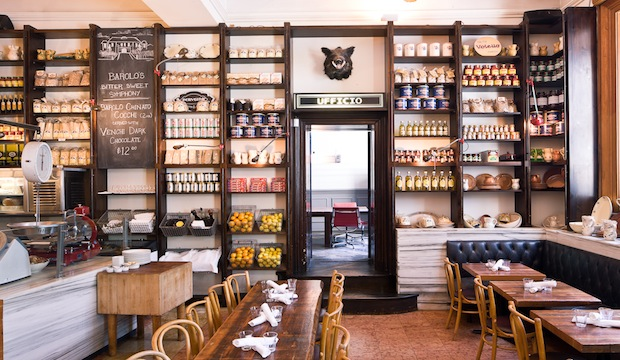 Terroni: Recommended by: Matt Bean (Editor, Entertainment Weekly), Stephanie Mark (The Coveteur), Yousef Ghalaini (Chef, FIG)