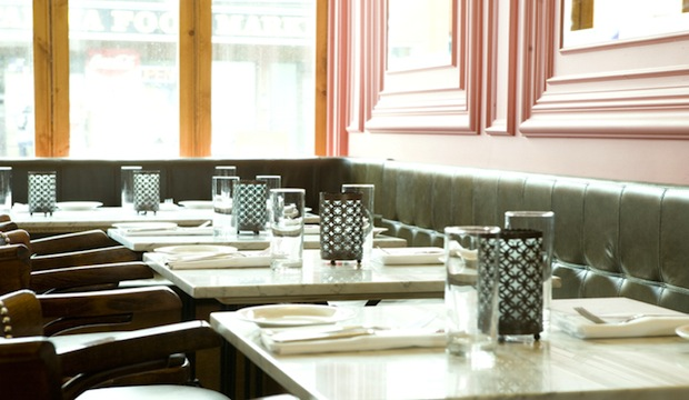 The Harbord Room: Recommended by: Meghan Markle (Actress)