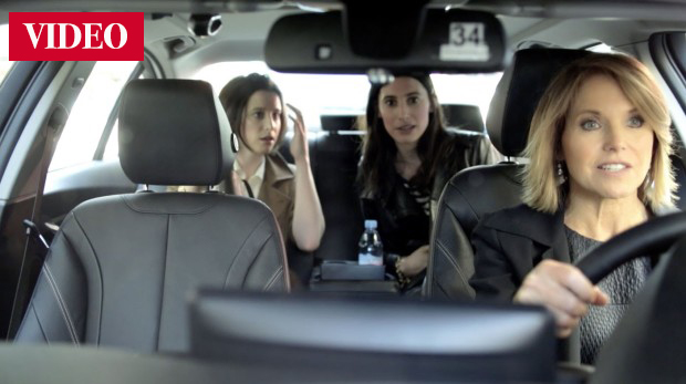 How Uber Ratings Work, Featuring Katie Couric as an Uber Driver & Bryanboy as Bryanboy