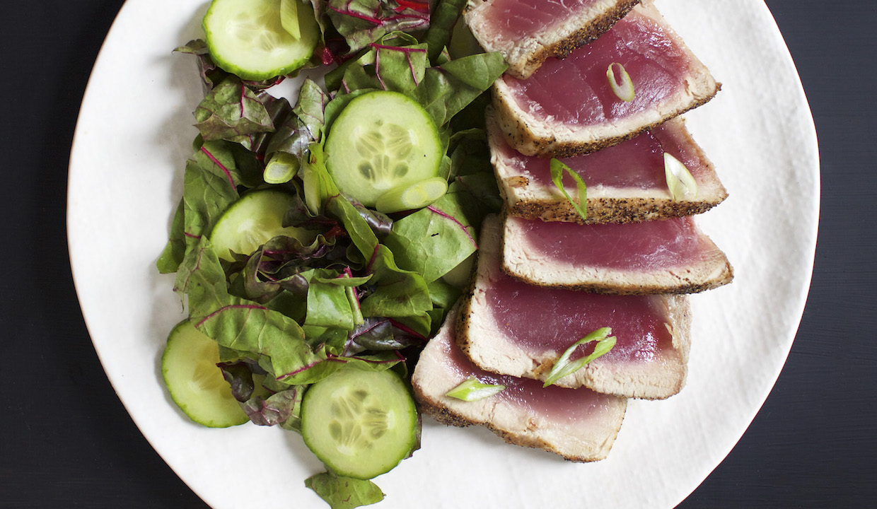 Seared Ahi Tuna Recipe - The New Potato