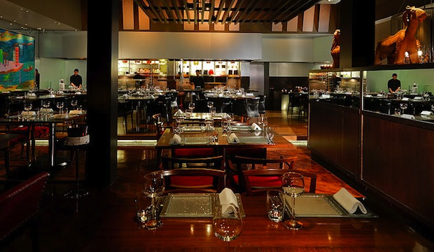 Amaya recommended by david burtka actor the new potato for Amaya indian cuisine menu