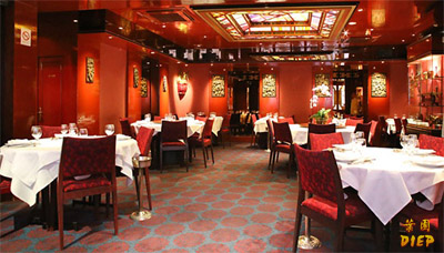 Restaurants Thai Paris