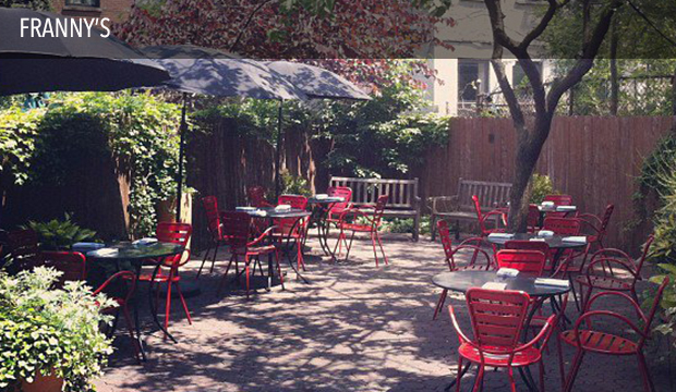 Best Restaurants with Outdoor Seating, NYC and Brooklyn