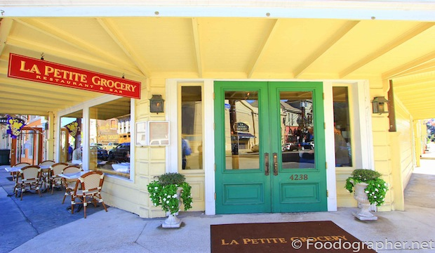 La Petite Grocery: Recommended by: David Burtka (Actor), Chris Stang (The Infatuation)