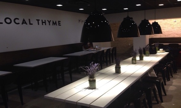 Local Thyme: Recommended by: Laura Benanti (Singer/Actress)