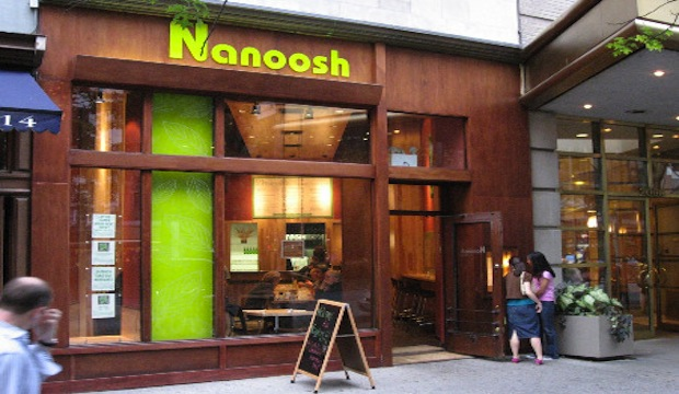 Nanoosh: Recommended by: Kelli O'Hara (Singer/Actress)