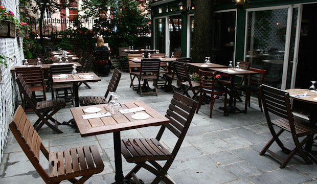 Top 30 Outdoor Seating Spots