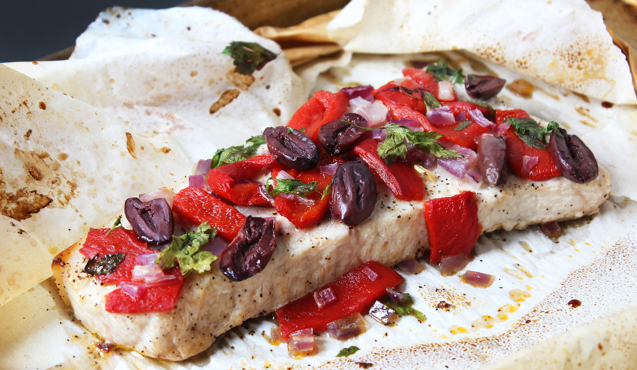 swordfish-en-papillote-easy-to-make