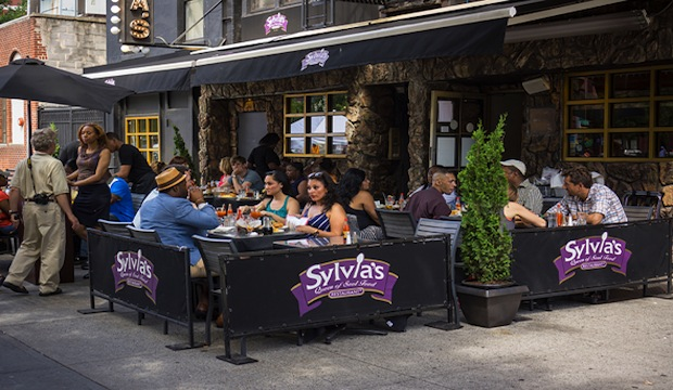 Sylvia's: Recommended by: David Burtka (Actor)