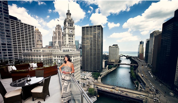 The Terrace at Trump: Recommended by: Erin Andrews (TV Personality)