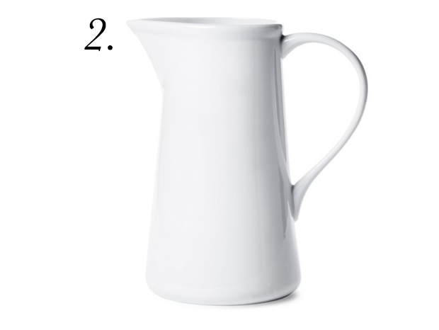 white-pitcher