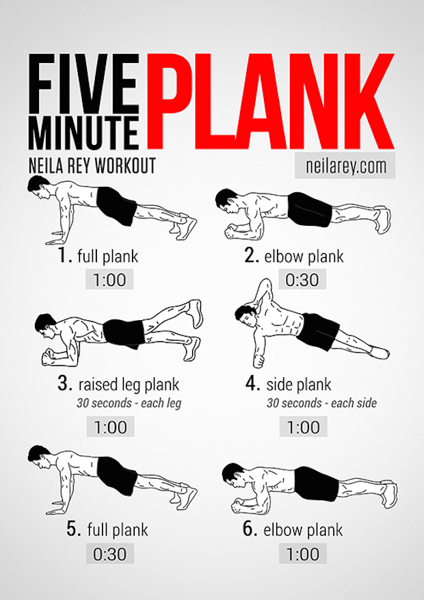 exercise plank