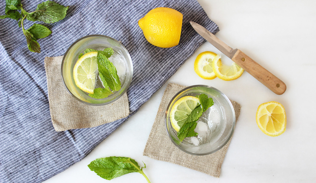 10 Ways To Hydrate: Make These Herbal Water Infusions