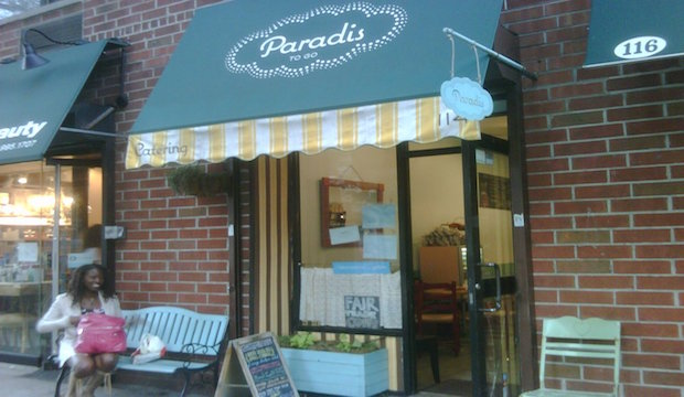 Paradis-To-Go: Recommended by: Carla Gugino (Actress)