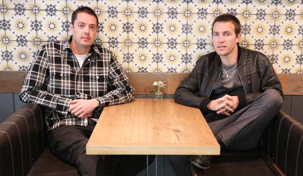 Rag & Bone's Marcus & David: Say Don't Wear Too Much Makeup & Personal Style Is Always In
