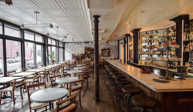 Via Carota: Recommended by: Carla Gugino (Actress), Betty Halbreich (Bergdorf Goodman), Rebecca Hall (Actress), Carla Hall (Chef, TV Personality)