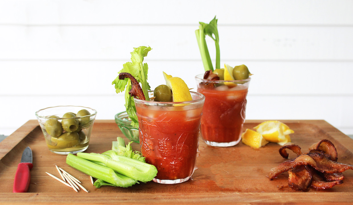 Best Bloody Mary From Scratch