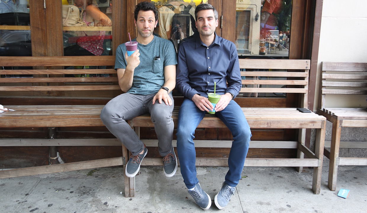 The Infatuation's Andrew & Chris: The Founders on First Dates, Waffle Fries & Beers in Moving Vehicles