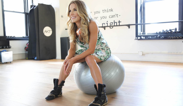 Celebrity trainer Anna Kaiser combines dance and fitness ...