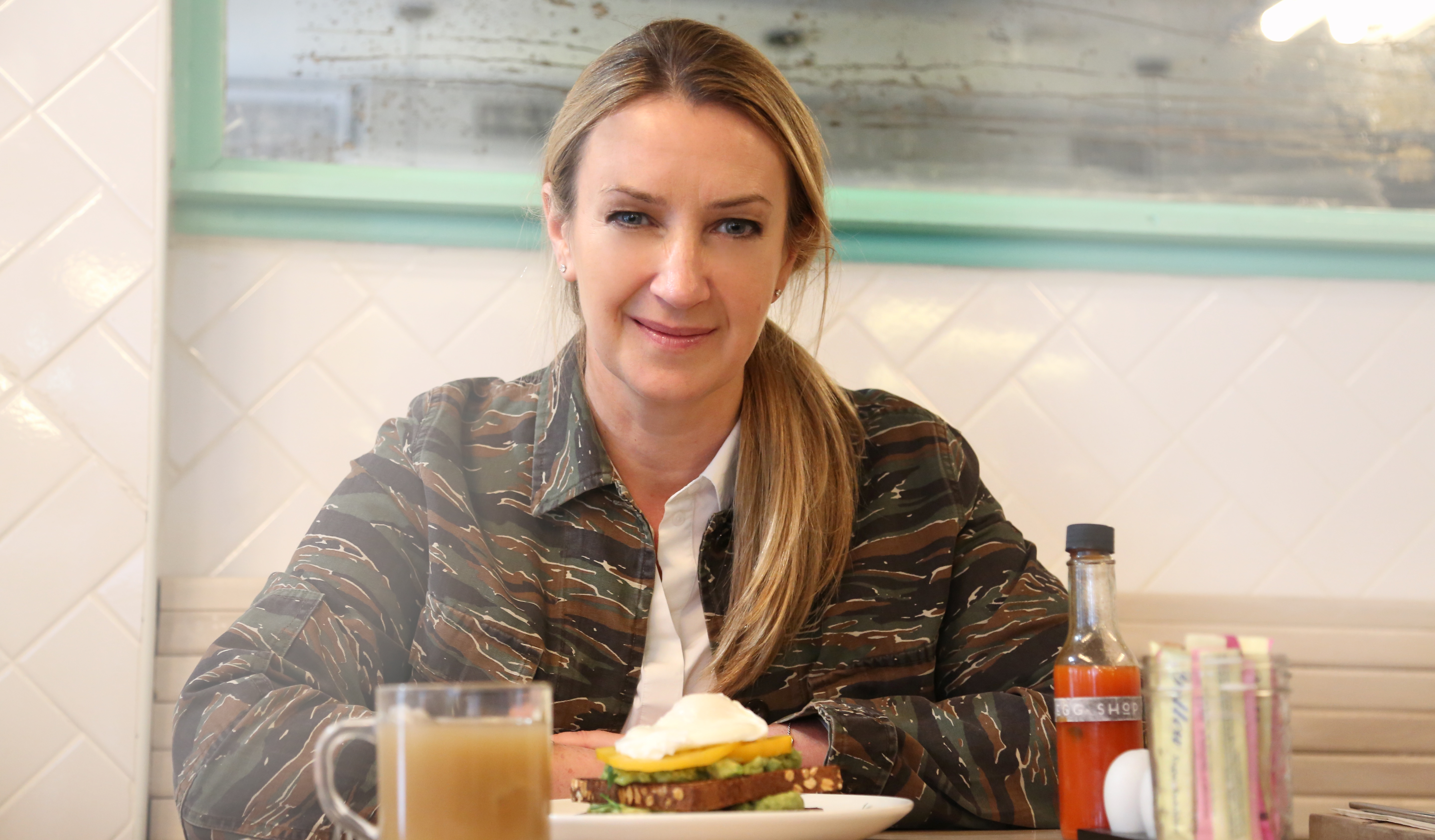 Designer Anya Hindmarch: On English Breakfast & Making Bags Out of Kit Kats