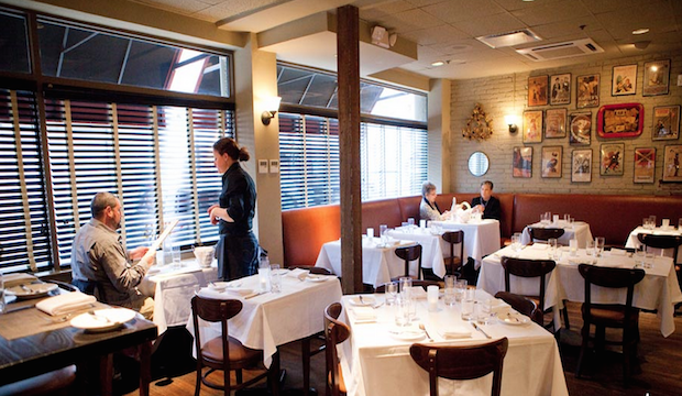 Craigie on Main: Recommended by: Alex Guarnaschelli (Top Chef)