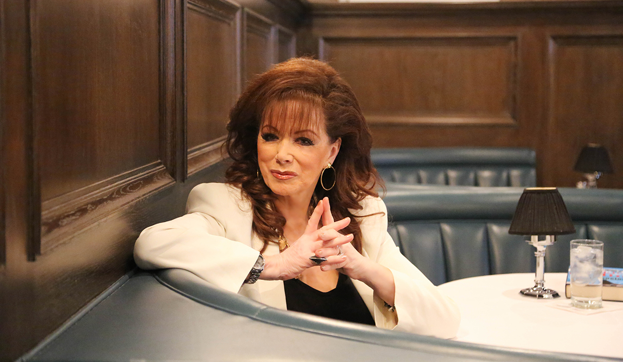 Jackie Collins On Meeting The Beatles: Advice from Marlon Brando & Male-Dominated Bestseller Lists