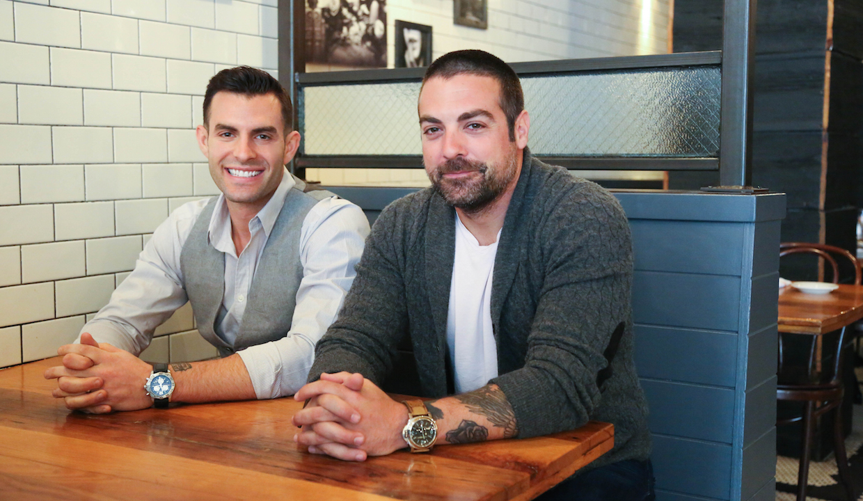 HGTV's Cousins On Call: On The Perfect Photo Wall & How To Make Your Apartment Look Bigger