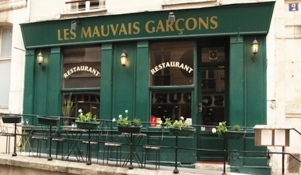 Les Mauvais Garçons: Recommended by: Alex Guarnaschelli (Top Chef)