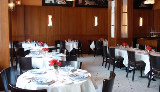 Paola's Restaurant: Recommended by: Betty Halbreich (Bergdorf Goodman)