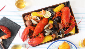 lobster-clambake