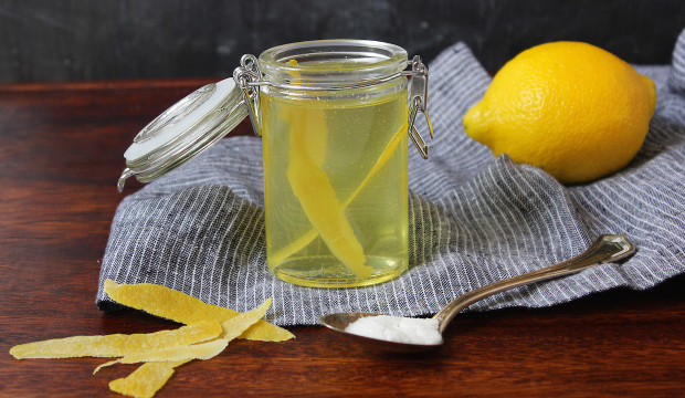 how to make simple syrup for lemonade