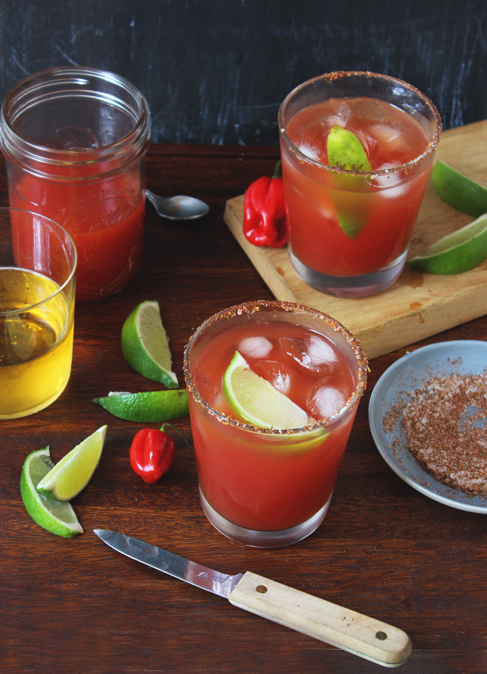 michelada recipe clamato