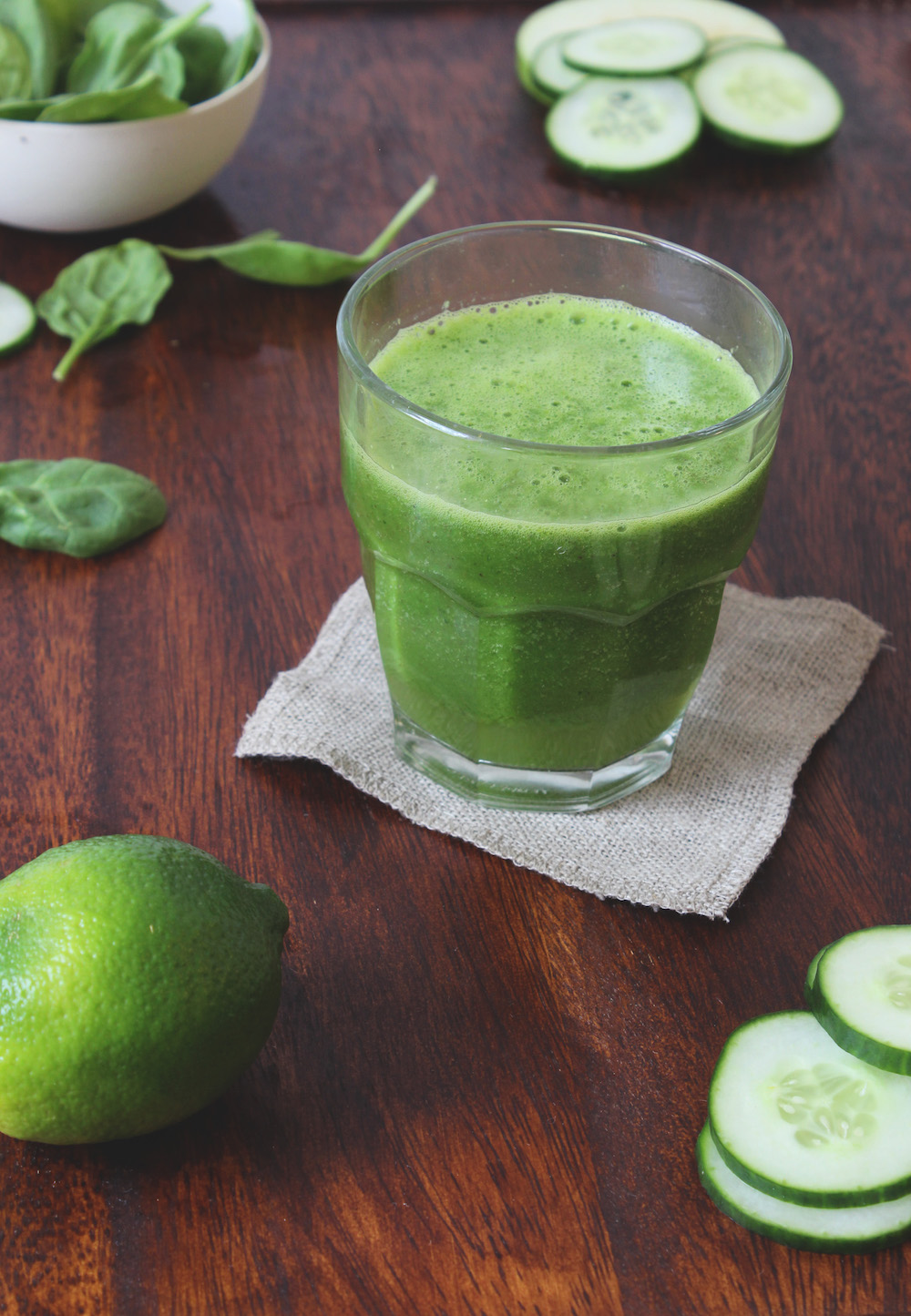 green-ginger-smoothie