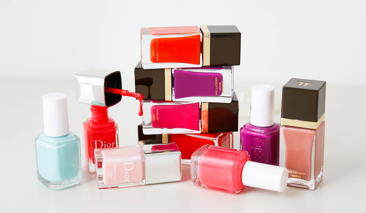 10 Perfect Polishes for Spring: It's Time To Break Up With Your Black Manicure