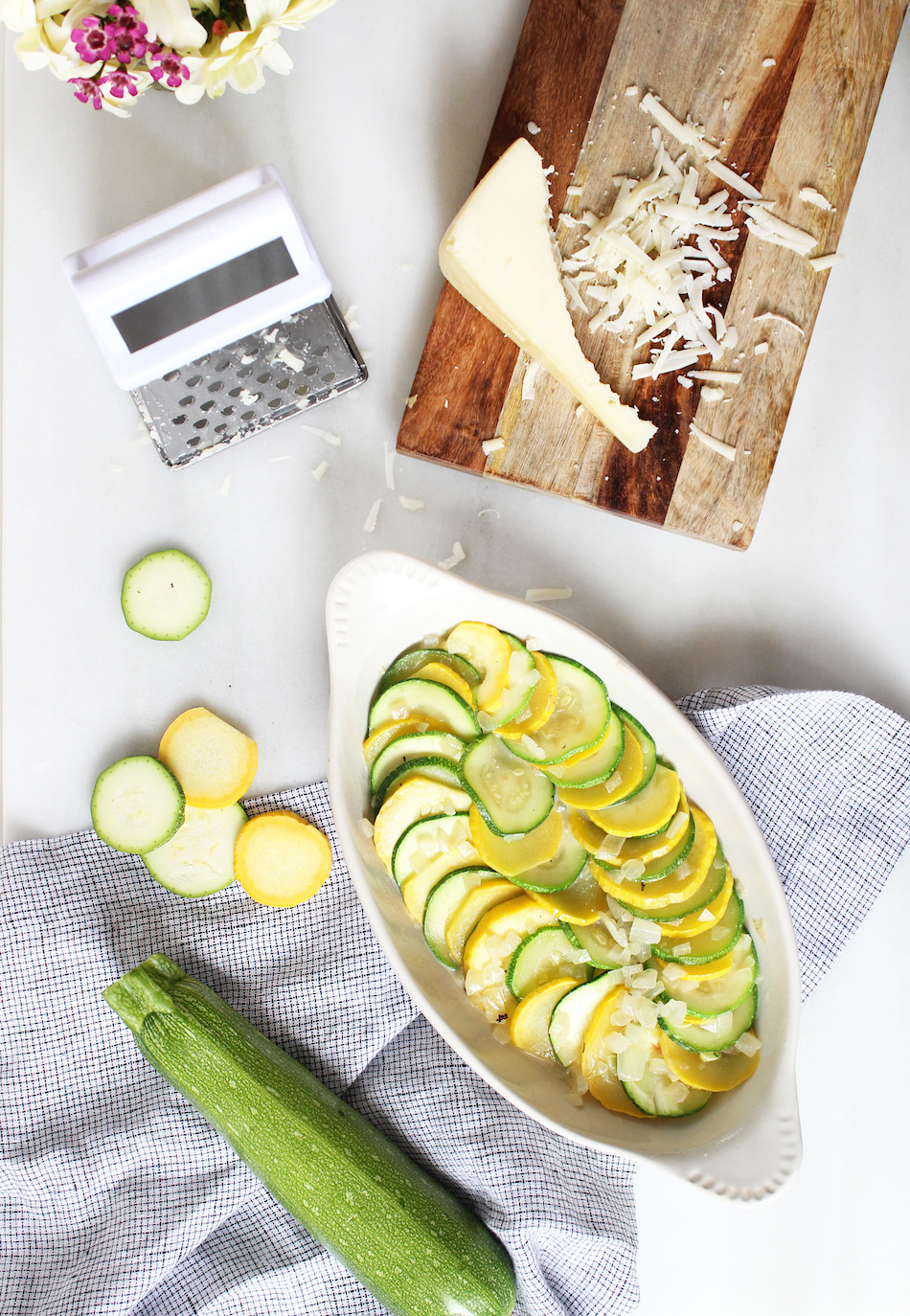 healthy summer squash recipes