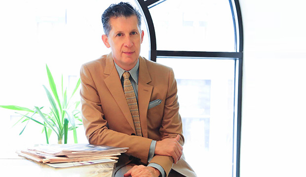 W's Editor-in-Chief Stefano Tonchi: On Good Content, Extra Strength Hair Gel & Print Media