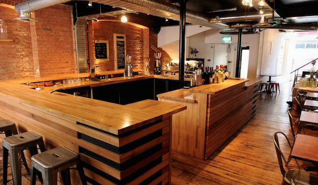 Workshop Coffee Co.: Recommended by: Rebecca Hall (Actress)