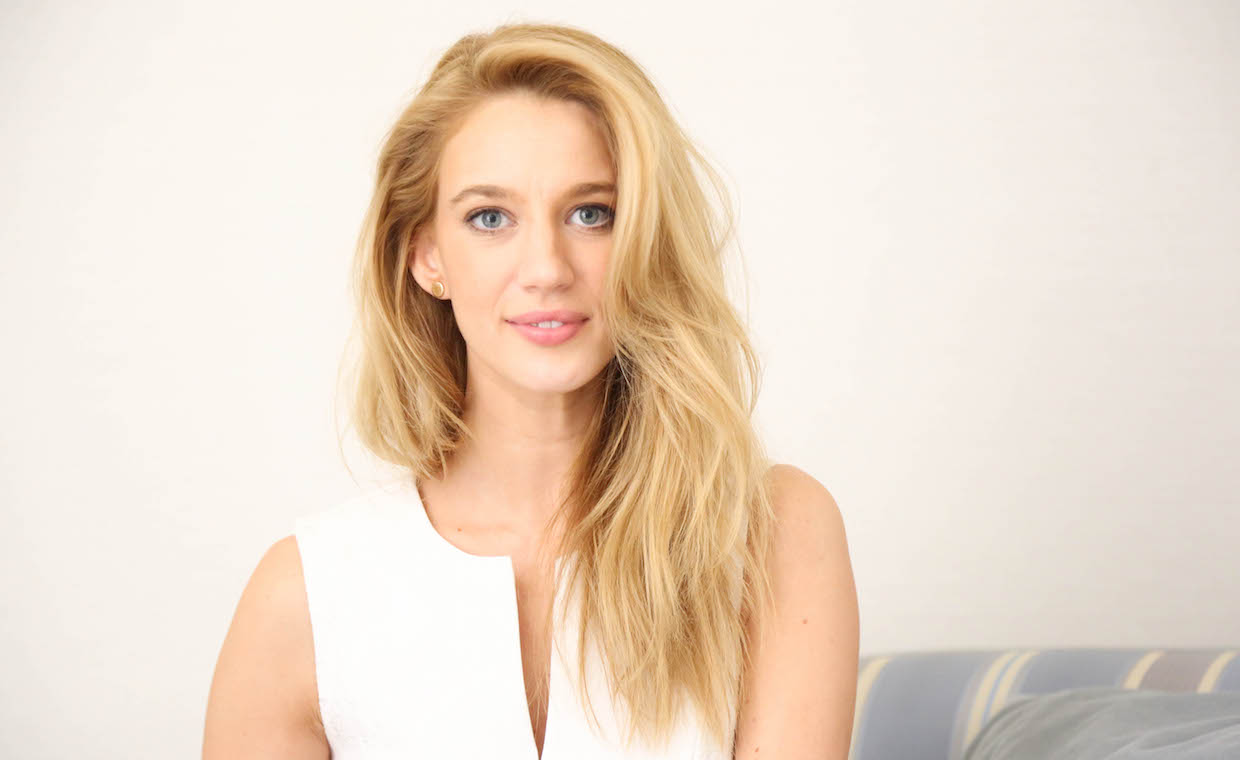 yael grobglas hot