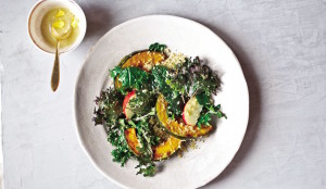Roasted Kabocha Squash Salad