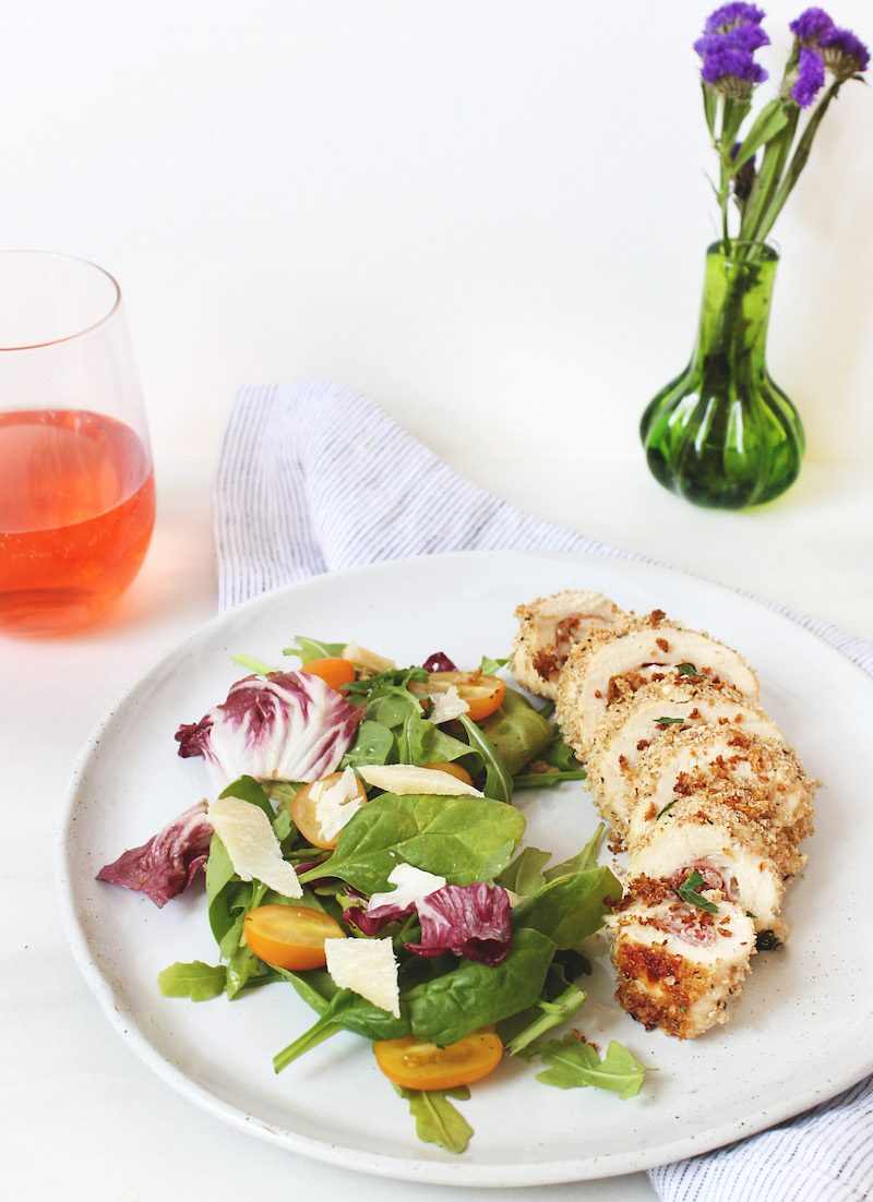 how to make chicken cordon bleu